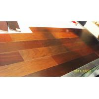 Quality IPE Engineered Flooring Flooring handscraped and Distressed Surface for sale