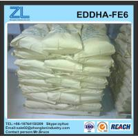 Wholesale EDDHA-FE6 Fe 6% for agriculture from china suppliers