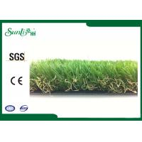 Wholesale Durability Green Artificial Grass Carpet Outside Natural Looking from china suppliers