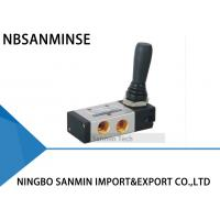 Wholesale 4H Series Pneumatic Solenoid Valve Two Position / Three Position Five May Hand Pull from china suppliers