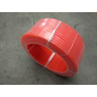 Wholesale Orange Color Abrasion Resistant Urethane Round Belting For Packiagng Machines from china suppliers