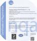 Nanjing Suntech Metal Equipment Co., Ltd. Certifications