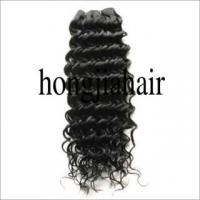 Buy cheap Deep Wave Virgin Hair Weft (FL021) from wholesalers