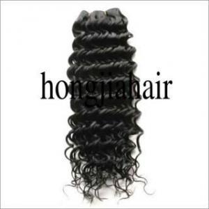 Buy cheap Deep Wave Virgin Hair Weft (FL021) from wholesalers