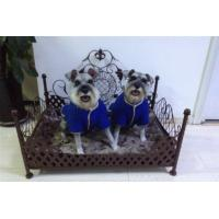 Wholesale wrought iron pet beds from china suppliers