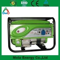 Wholesale 3KW Low operating Cost gas generator with biogas Engine from china suppliers