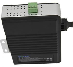 Wholesale Full - Duplex / Half - Duplex 10/100M Fiber Optic Transceiver 150mm X 100mm X 37.5mm from china suppliers