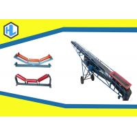 Wholesale 100m³/H - 250m³/H Capacity Straight Belt Conveyor For Metallurgical / Mining from china suppliers