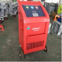 Wholesale Vacuum Refill R134a Refrigerant Recovery Machine , Air Conditioning Charging Equipment from china suppliers