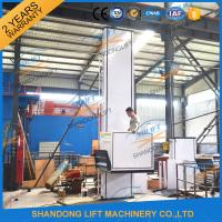 Wholesale 250kgs 4M Wheelchair Platform Lift Elevator Disable Wheelchair Lift Platform for Home Use from china suppliers