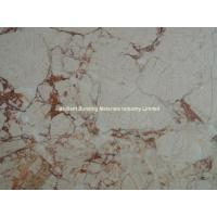 Wholesale Turkey Cream Rosalia Marble Tiles, Natural Pink Marble Tiles from china suppliers