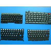 Wholesale Black Silicone Rubber Keypad Cover from china suppliers