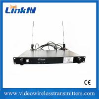 Wholesale UAV COFDM Video Wireless Audio Transmitter 1U Receiver With H.264 from china suppliers