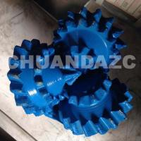 "Wholesale 4 5/8inch"" IADC 127 steel drill bit with rubber bearing for oil drillingdrill bit from china suppliers"