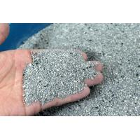 Quality natural white dust free irregular bentonite cat litter eco-friendly products for sale