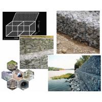 Wholesale 5% or 10% Galfan galvanized Gabion Boxes from china suppliers