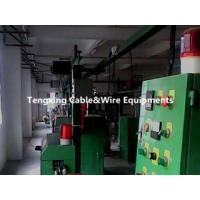Wholesale PVC,PE,PU plastic power insulation cable wire extrusion production line from china suppliers