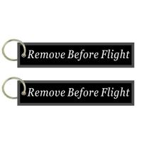 Wholesale Remove Before Flight Key Chain aviation motorcycle pilot crew tag lock welcome customized from china suppliers