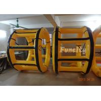 Wholesale Fire Resistance Inflatable Water Roller Cylindrical Water Wheel from china suppliers