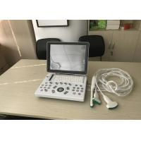 Buy cheap Laptop 15 Inch LED Diagnostic Veterinary Ultrasound Scanner With One Probe Connection from wholesalers