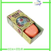 Wholesale Kraft Cardboard Paper Soap Gift Box Handmade Sing Packaging SGS / FSC from china suppliers