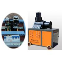 Wholesale Automatic 7.5Kw Double Cylinder Rebar Upsetting Machine HDCJ-32S from china suppliers