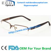 Wholesale New model fashion italy design latest glasses b titan eyewear frames optical frame from china suppliers