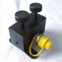 Wholesale 3/8'' Two Way Valves for Hydraulic Oil Pipe HV-2 from china suppliers