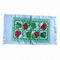 Wholesale Pigment Printed Tea Towel, Customized Designs, Sizes and Colors are Accepted from china suppliers