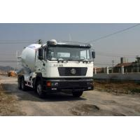 Wholesale Large Capacity 8 / 9 / 10 cube Concrete Mixer Trucks 6x4 HZZ5250GJBDL Delong from china suppliers