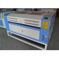 Wholesale 1610 CO2 Auto Feeding Fabric Laser Cutting Machine ± 0.01mm Repeatability from china suppliers