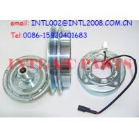 Wholesale Valeo DKS15D DKS-15D air con ac compressor magnetic clutch assembly 1pk pulley Mitsubishi Triton Strada L200 MN123626 from china suppliers