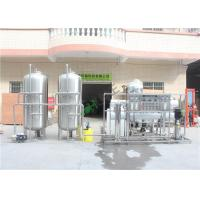 China Reverse Osmosis Industrial Reverse Osmosis Water System 5T Big Capacity on sale