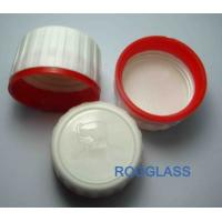 Wholesale 35mm white plastic caps,child proof from china suppliers