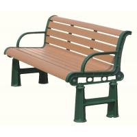 Wholesale Outdoor sports wpc benches outdoor wooden bench decorative outdoor benches from china suppliers