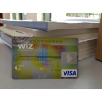 Wholesale Advanced ATM Card / VISA Smart Card with High-tech Anti-fake Feature from china suppliers