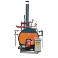 Wholesale Industrial Horizontal Diesel Fired Steam Boiler For Food / Brewery Processing Industry from china suppliers