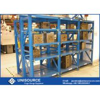 Quality Full Pull Out Warehouse Storage Racking Drawer Type For Mould ISO Approved for sale
