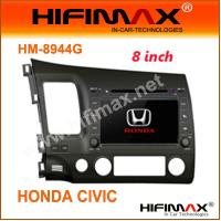 Wholesale 8''Car DVD GPS(DVB-T Optional) special for Honda Civic from china suppliers