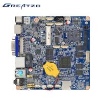 Wholesale Bluetooth Onboard WIFI Android Motherboard / Android Mainboard 1GB Default RAM from china suppliers