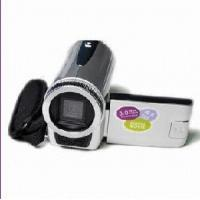 Wholesale 12-Megapixel Digital Video Camera with 1.8-Inch LCD Display and 4x Digital Zoom from china suppliers