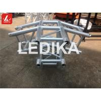 Buy cheap Silver Aluminum Truss Parts Segment Corners 2 - 6 Way Truss Connection Corner from wholesalers