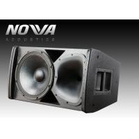Wholesale 400w Power Nightclub Speaker Systems 8Ohm Impedance For Event / KTV from china suppliers