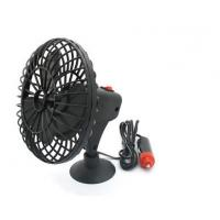 Wholesale Portable 4 Inch Plactic DC 12V Mini Black Adsorption  Fan Car Cooling Fans Style For Cars from china suppliers