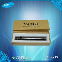 Wholesale Joyoteco 2014 hottest variable voltage mod 15w puff counter vamo atomizer from china suppliers