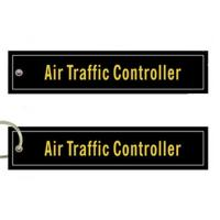 Wholesale Air Traffic Controller Embroidery Luggage Key Tag from china suppliers