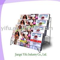 Wholesale Metal Magazine stand from china suppliers