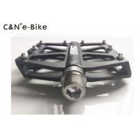 Quality High Bearing Electric Motorized Bicycle Parts And Accessories Aluminum Alloy Pedals for sale