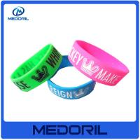 Wholesale China Manufacturer promotion cheap silicone wristbands wholesale bracelets from china suppliers