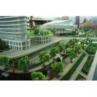 Wholesale Custom Model Train Layouts / Architectural Model Hotel Buildings from china suppliers